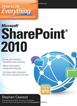 Download ebook How to Do Everything Microsoft SharePoint 2010
