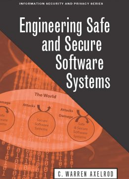 Download Engineering Safe & Secure Software Systems