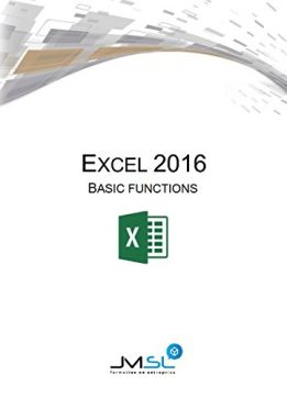 Download ebook Excel 2016: Basic Functions