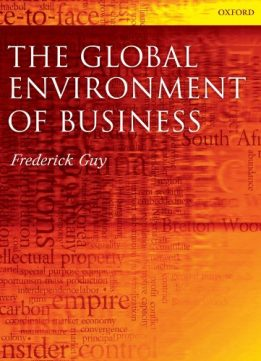 Download ebook The Global Environment of Business