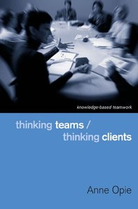 Download ebook Thinking Teams, Thinking Clients