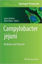 Campylobacter jejuni: Methods and Protocols