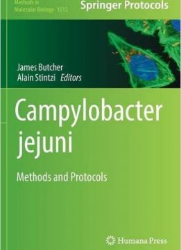 Download ebook Campylobacter jejuni: Methods & Protocols