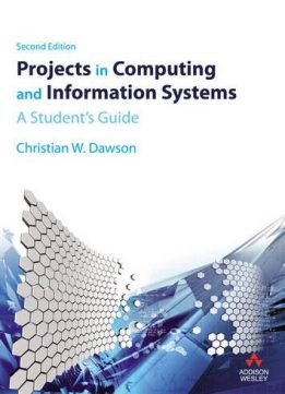 Download ebook Projects in Computing & Information Systems: A Student's Guide