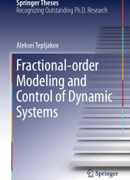 Download ebook Fractional-order Modeling & Control of Dynamic Systems