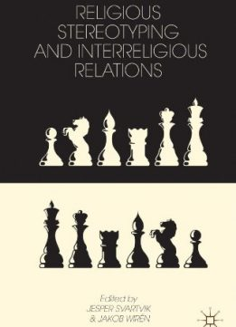 Download ebook Religious Stereotyping & Interreligious Relations