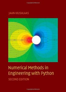 Download ebook Numerical Methods in Engineering with Python
