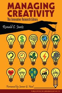 Download ebook Managing Creativity : The Innovative Research Library
