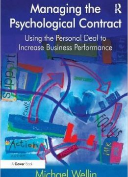 Download ebook Managing the Psychological Contract