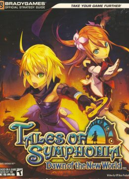 Download Tales of Symphonia: Dawn of the New World Official Strategy Guide