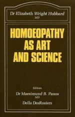 Homoeopathy as Art and Science