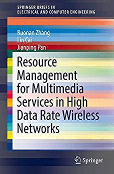 Download ebook Resource Management for Multimedia Services in High Data Rate Wireless Networks