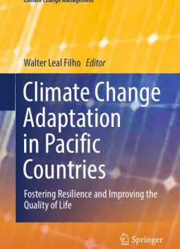 Download ebook Climate Change Adaptation in Pacific Countries