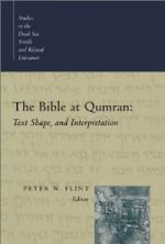The Bible at Qumran: Text, Shape, and Interpretation