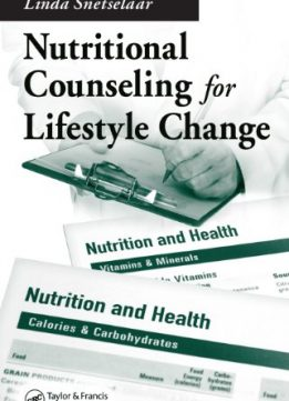 Download ebook Nutritional Counseling for Lifestyle Change