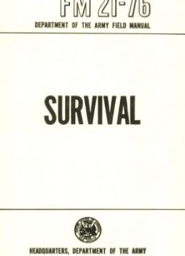 Download ebook US Army Survival Manual: FM 21-76
