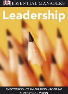 Download ebook Leadership (Essential Managers)