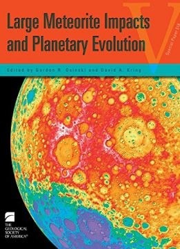 Download Large Meteorite Impacts & Planetary Evolution V
