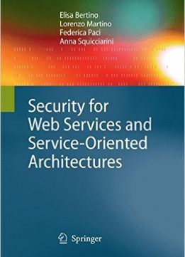 Download Security for Web Services & Service-Oriented Architectures