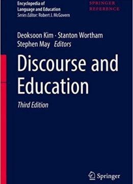 Download Discourse & Education, 3rd edition