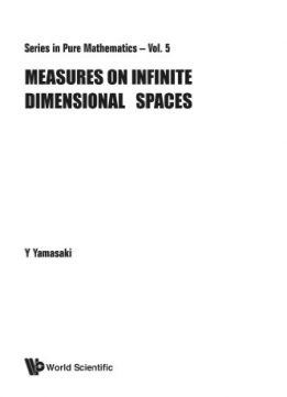 Download Measures On Infinite Dimensional Spaces