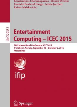 Download Entertainment Computing - ICEC 2015