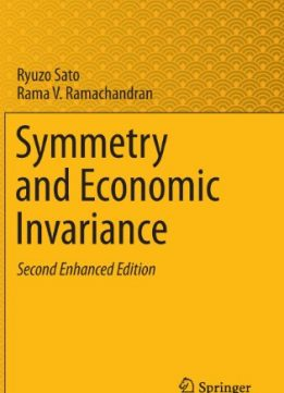 Download ebook Symmetry & Economic Invariance, 2nd edition