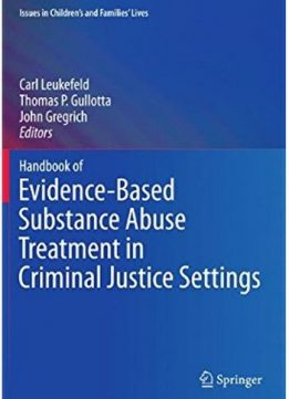 Download ebook Handbook of Evidence-Based Substance Abuse Treatment in Criminal Justice Settings