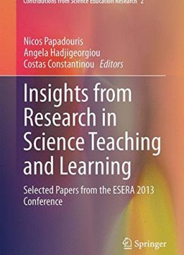 Download ebook Insights from Research in Science Teaching & Learning