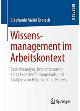 Download ebook Wissensmanagement im Arbeitskontext