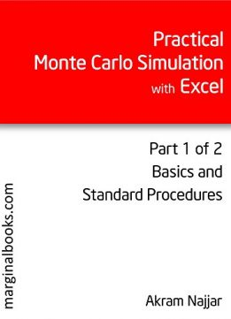 Download ebook Practical Monte Carlo Simulation with Excel Part 1