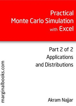 Download ebook Practical Monte Carlo Simulation with Excel Part 2: Applications & Distributions