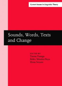 Download Sounds, Words, Texts & Change