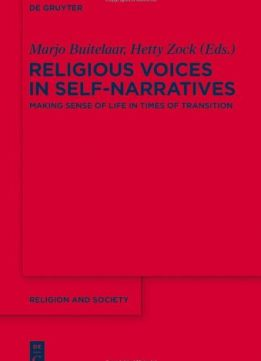 Download ebook Religious Voices in Self-Narratives