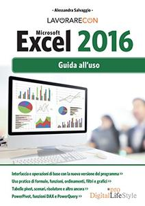 Download ebook Lavorare con Microsoft Excel 2016
