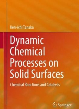 Download ebook Dynamic Chemical Processes on Solid Surfaces