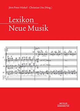Download ebook Lexikon Neue Musik