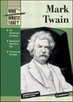 Mark Twain (Who Wrote That?)