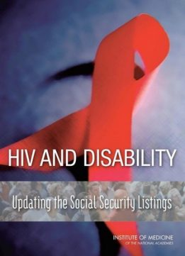 Download ebook HIV & Disability: Updating the Social Security Listings