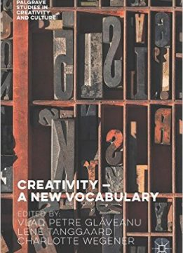 Download ebook Creativity ― A New Vocabulary