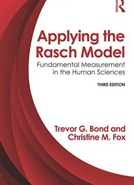 Download ebook Applying the Rasch Model, Third Edition