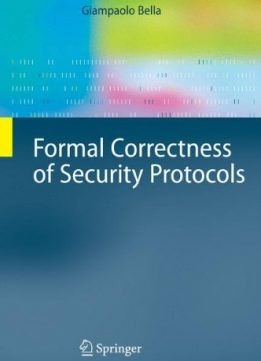 Download Formal Correctness of Security Protocols