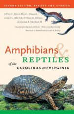 Amphibians and Reptiles of the Carolinas and Virginia, 2nd edition