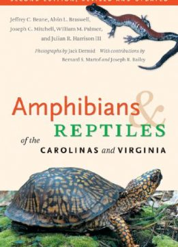 Download Amphibians & Reptiles of the Carolinas & Virginia, 2nd edition