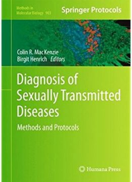 Download ebook Diagnosis of Sexually Transmitted Diseases: Methods & Protocols