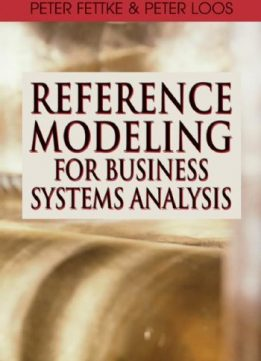 Download ebook Reference Modeling for Business Systems Analysis
