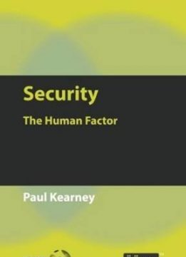 Download Security: The Human Factor
