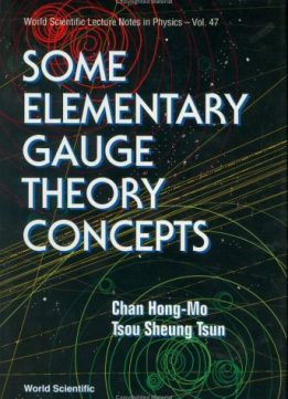 Download ebook Some Elementary Gauge Theory Concepts