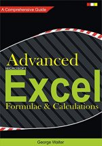 Advanced Excel [Print Replica]