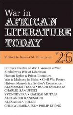 ALT 26 War in African Literature Today